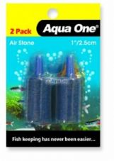 Aqua One Air Stones, Connectors & Airline